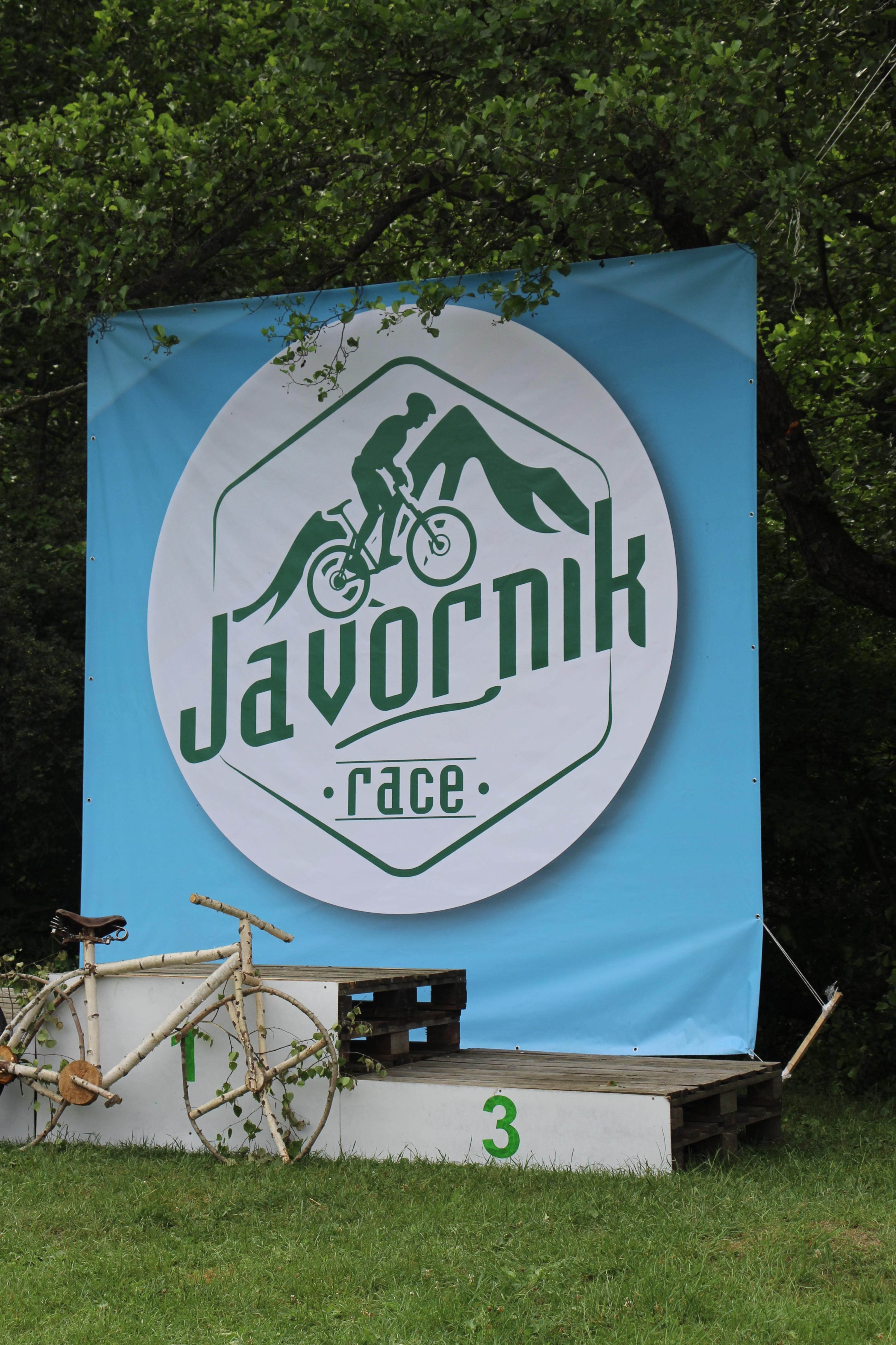 Велозмагання  Javornik Race в урочищі Термачув