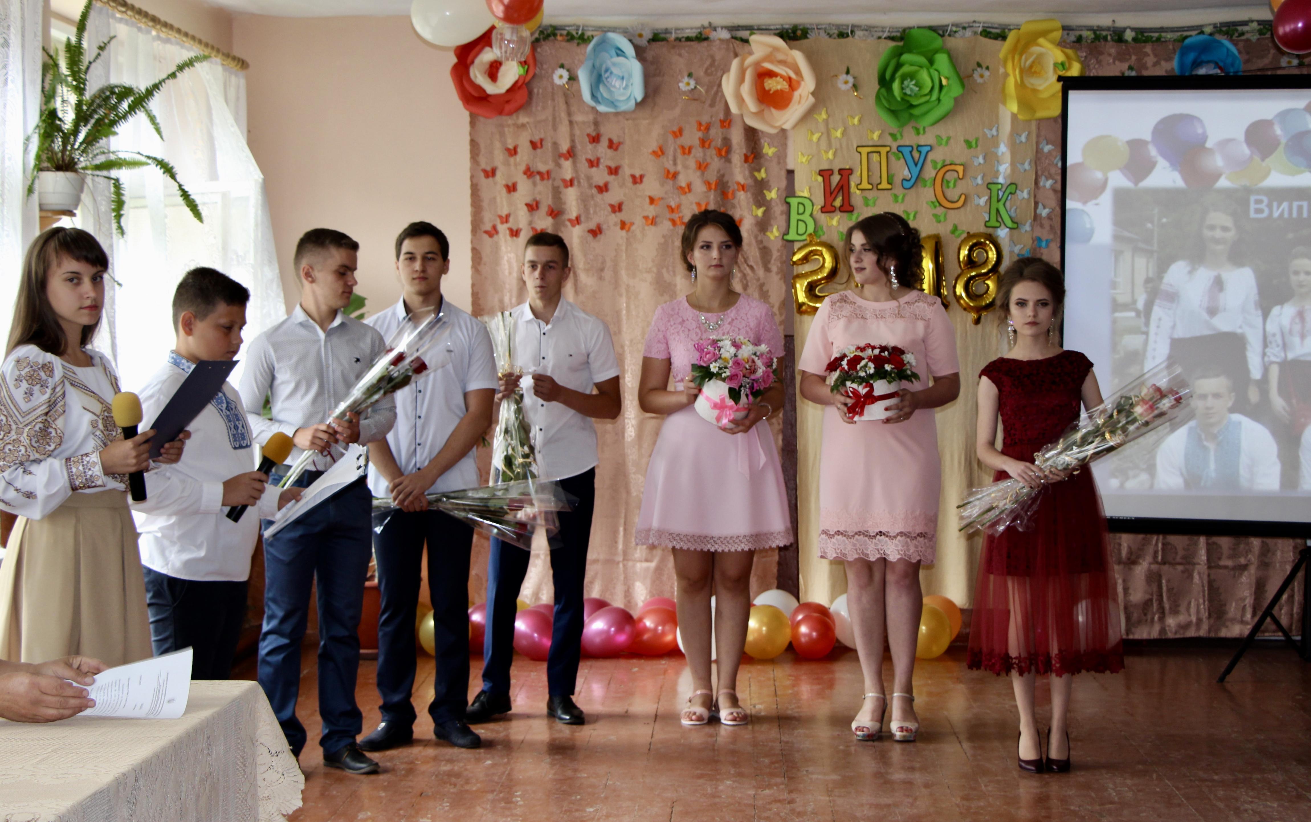 Як у закарпатському Кострино святкували Випускний 2018 (ФОТО)