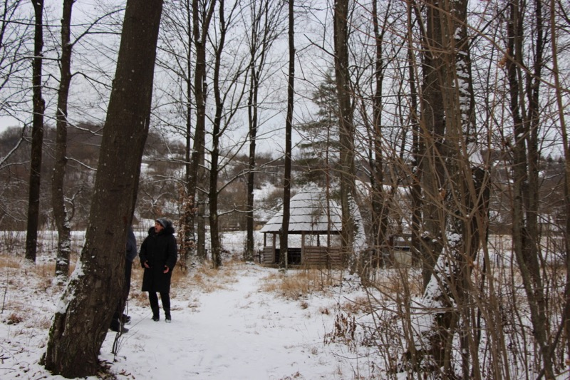 Сільський парк с.Люта