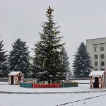 Новорічна ялинка у В.Березному 2019 (ФОТОФАКТ)