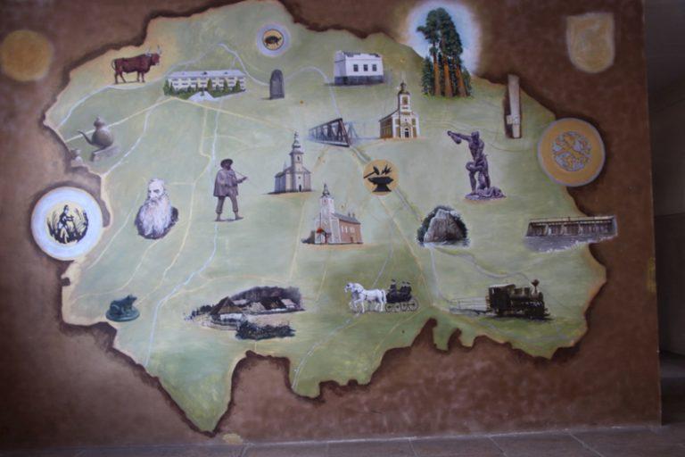 Перечинщина - промисловий край з багатою історією у долинах двох річок