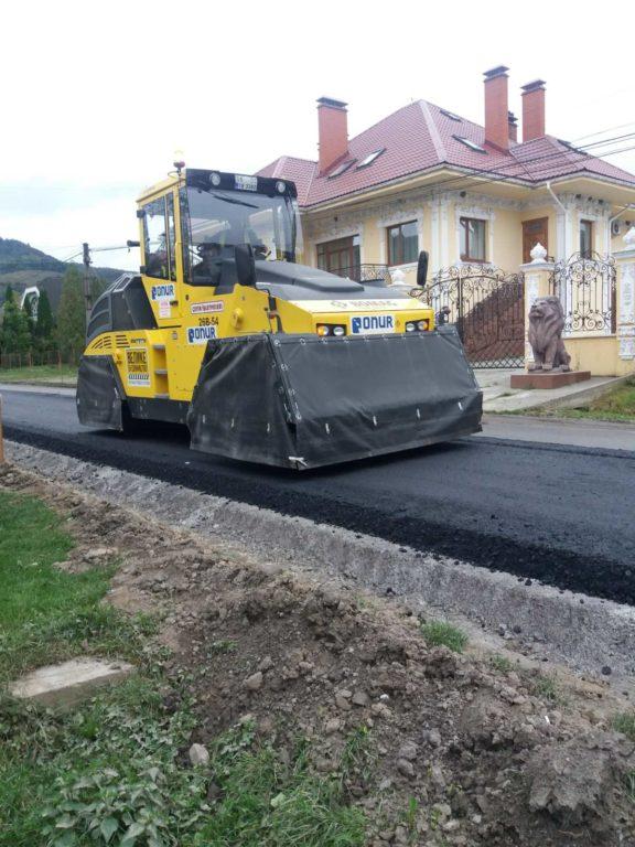 Ремонтують від Ужка до Ужгорода. На яких ділянках дороги Н-13 ведуться роботи
