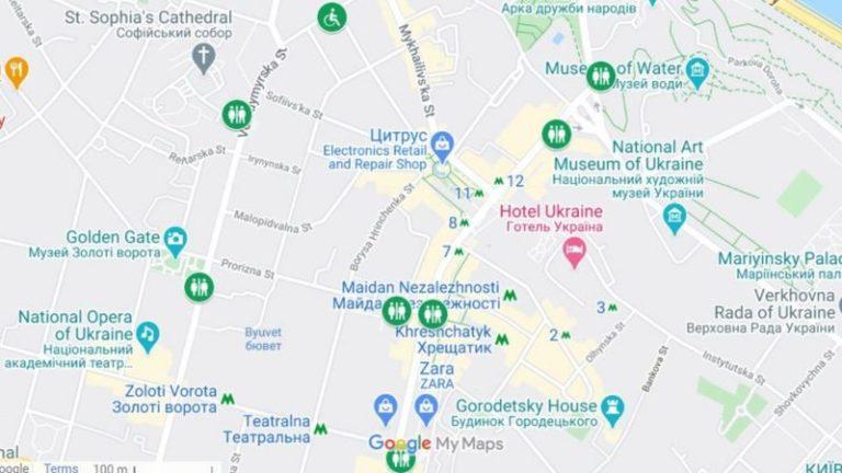 Громадські вбиральні в Ужгороді та їх відсутність. Проблема національного масштабу?